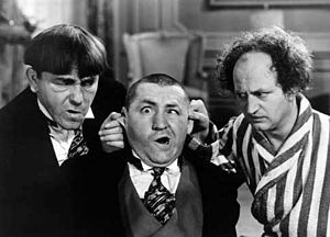 "Subject:CINEMA #288 – ""Superstars Of Slapstick: The Three Stooges!"""