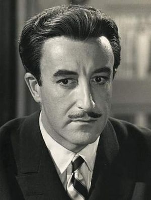 "Subject:CINEMA #334 – ""What A Character! Peter Sellers!"""