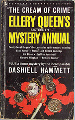 ellery queen's 16th mystery annual