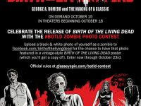 """From our friends at First Run Features – Enter the """"Birth Of The Living Dead"""" Photo Contest"""