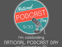 PNR Networks celebrate the first annual National Podcast Day!