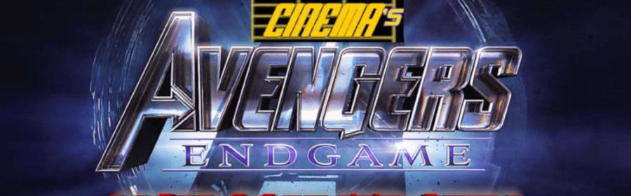 movie 2019 countdown MINISERIES SubjectCINEMAs AvengersEndgame MCU