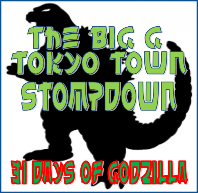 "MINISERIES: The Big ""G"" Tokyo Town StompDown – May 22 2019"
